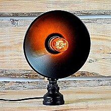 Mu Mianhua Lampe de table rétro européenne LOFT