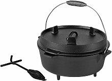 Mucola - BBQ 5.7 litres Chaudière à feu