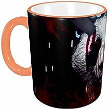 Mug à café à changement de couleur 325 ml avec