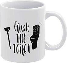 Mug à café fantaisie en céramique avec