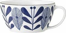 Mug Camellia en porcelaine