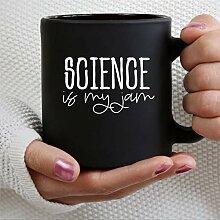 Mug Science is My Jam - Tasse à café en