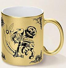 Mug The legend of Zelda Majora's mask Link VS