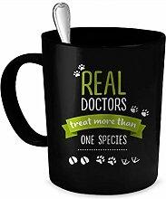 Mug vétérinaire, cadeau d'aide pour animaux