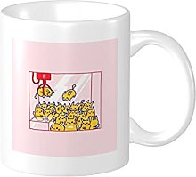 Mugs Po-ke-mon Pi-ka-chu Poupée machine rose en