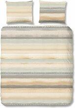 Muller - Parure de lit CAMPAGNES - Sable - 200/200