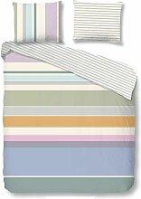 Muller - Parure de lit LIGNES - Multicolore -