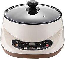 Multi-Fonction Wok Hot Pot Électrique Hot Pot