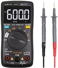 Multimètre numérique rm102 pro, 6000 points,