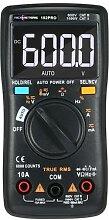 Multimètre numérique rm102 pro, compteur