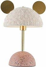 MUMUMI Lampes de Table Lampe de Chambre Mignon Et
