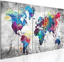 murando Impression sur Toile intissee 150x60 cm