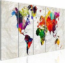 murando Impression sur Toile intissee 225x90 cm