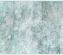 murando Papier Peint Adhésif Feuilles 245x175 cm
