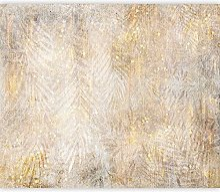 murando Papier peint intissé Feuilles 350x256 cm