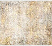 murando Papier peint intissé Feuilles 400x280 cm