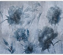 murando Papier peint intissé Fleurs 300x210 cm