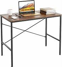 MVPOWER Bureau Table D'ordinateur Table De