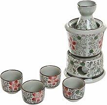 MyGift Service à saké japonais exquis en