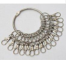 MZQ Boîte à clés Armoire Porte-clés Clé BOA,
