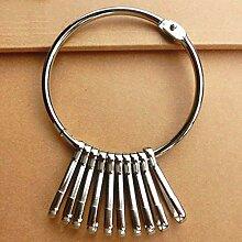 MZQ Boîte à clés Armoire Porte-clés Clé Fobs,