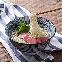Mzxun Bol 7 pouces en céramique Ramen Bowl
