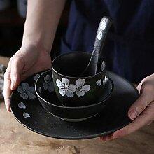 Mzxun Bol de style japonais Art de la table 4