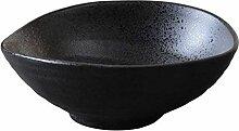 Mzxun Bol en céramique Bowl Creative Style