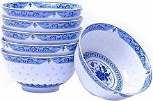 Mzxun Bol Snack Dip bols en céramique Vaisselle