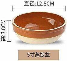 Mzxun Céramique étuvé riz étuvé riz étuvé