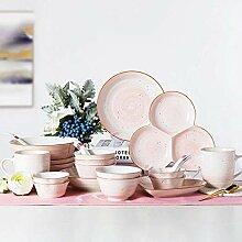 Mzxun Céramique services de table,