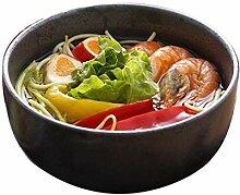 MZXUN Grand bol japonais créatif en céramique