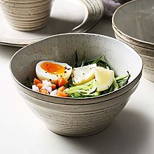 Mzxun Style Japonais Céramique BowlDeep Bol
