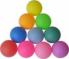 MZY1188 150 Pcs/Pack 40mm Balles de Ping Pong