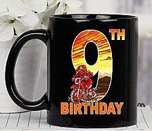 N\A 9 Ans Dirt Bike Fête d'anniversaire