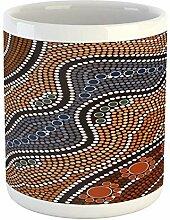 N\A Art Mug, Culture aborigène inspirée de la