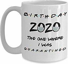 N\A asse d'anniversaire drôle 2020 Amis