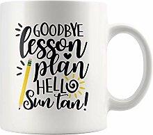 N\A Au Revoir Plan de leçon Bonjour Bronzage