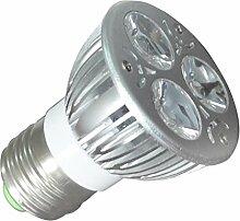 #N/A Eclairage pour Plantes Intérieur 3 LED Lampe