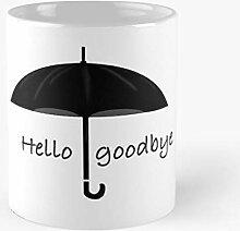 N\A he Umbrella Academy Bonjour au Revoir Mug