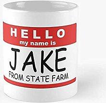 N\A Jake de S.Tate F.Arm Mug Classique - Café en
