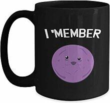 N\A Je Membre Tasse Grand Support de café en