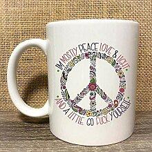 N\A Je suis principalement l'amour de la Paix