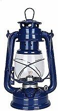 N / A Lampe a Huile Verre Lampe Petrole Ancienne