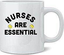 N\A Les infirmières sont essentielles en Soins