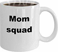 N\A Maman Squad nouveauté café Tasse Tasse de