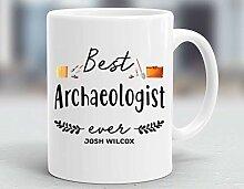 N\A Mug-personnalisé archéologue Mug, Cadeau