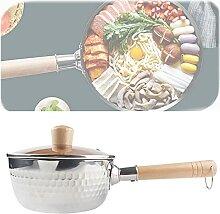 N  A Pot de Nouilles Ramen coréen marmite en
