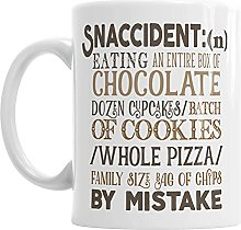 N\A Sassy Heartwarming Inspirational Gift, Eating