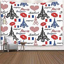 N\A Tapisserie décorative, Style Populaire Paris